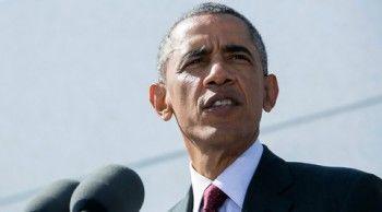 Обама не снимет санкции с России, пока та не вернёт Крым Украине