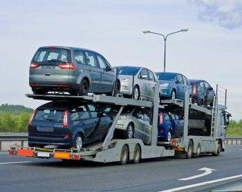 Россия резко сократила импорт автомобилей