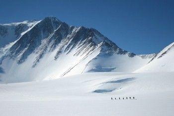 В Антарктиде пропали два депутата Госдумы