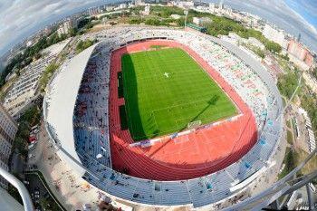 Стоимость реконструкции Центрального стадиона Екатеринбурга уменьшилась до 6 миллиардов рублей