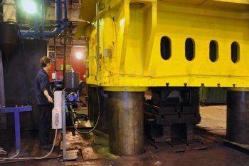 На УВЗ прошла модернизация оборудования в рамках импортозамещения