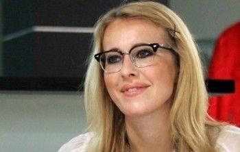 Ксения Собчак опровергла отъезд из России
