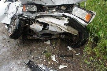 В ДТП на мокрой дороге погиб человек