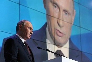 «Есть Путин — есть Россия, нет Путина — нет России»