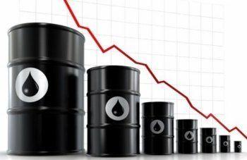 Нефть продолжает падение. Цена чёрного золота опустилась до «кризисных» значений 2008 года