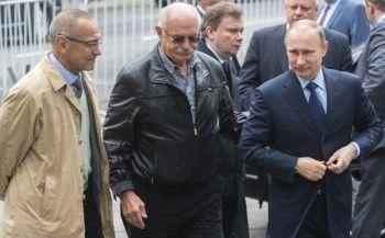 Правительство не дало денег Михалкову и Кончаловскому