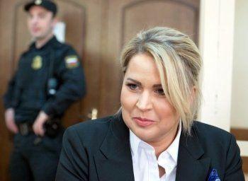 Васильева подала прошение об УДО
