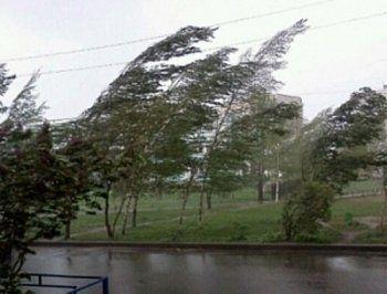 Ветром с крыш срывает кровлю. Свердловские метеорологи разослали экстренное предупреждение (ВИДЕО)