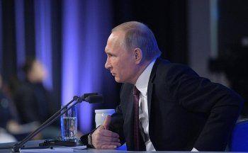 Владимир Путин предложил разграничить расходы на здравоохранение