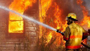 В Нижнем Тагиле во время пожара в садовом домике погиб мужчина