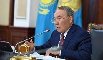 Назарбаев подписал указ о переводе Казахстана с кириллицы на латиницу