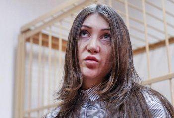 Автохамку Мару Багдасарян арестовали за уклонение от обязательных работ