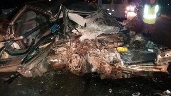 В массовом ДТП под Екатеринбургом погибли два человека (ФОТО)