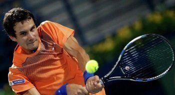 Российский теннисист Евгений Донской победил Роджера Федерера