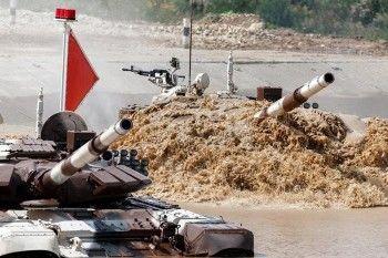 «Уралвагонзавод» подготовил 110 боевых машин для «Танкового биатлона»