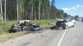 На трассе Нижний Тагил – Пермь в машине заживо сгорела сотрудница полиции (ФОТО, ВИДЕО)