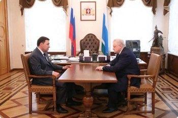 «Справедливая Россия» намерена получить от Свердловской области пять мест в Госдуме