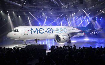Россия презентовала новый пассажирский самолёт для «убийства» Airbus и Boeing