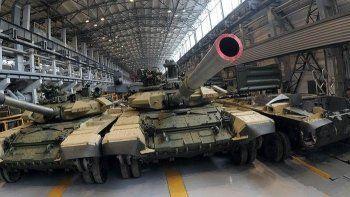 УВЗ продаёт танки с доставкой на дом