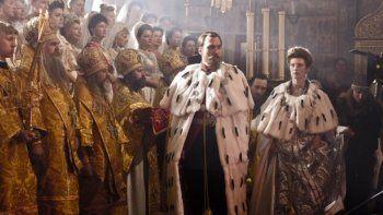 «Матильда» собрала за первый уикенд около 200 млн рублей