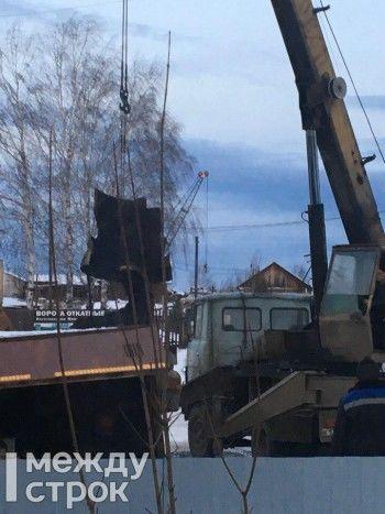 В Черноисточинске произошла крупная коммунальная авария