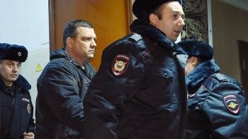 Суд арестовал на два месяца экс-директора фабрики «Меньшевик»