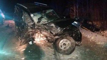 В ДТП под Берёзовским погибли два человека