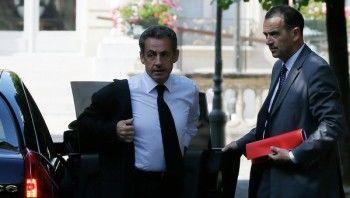 Николя Саркози задержан по делу о финансировании президентской кампании
