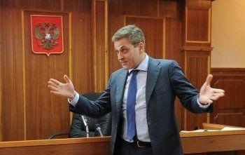 Экс-сенатора Константина Цыбко приговорили к девяти годам колонии строгого режима за взятку