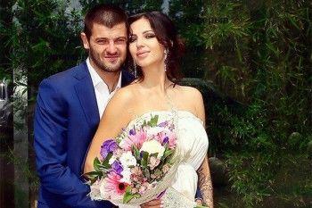 Тагильский хоккеист Радулов женился на известной гимнастке