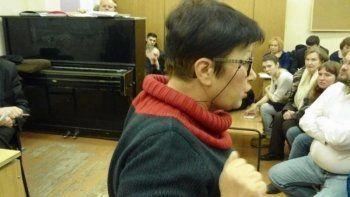 Активистке «Яблока» плеснули в лицо «химический раствор»