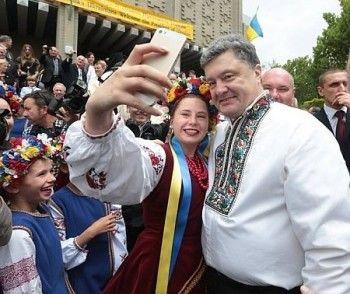 Украинцы просят Порошенко переименовать страну в Киевскую Русь