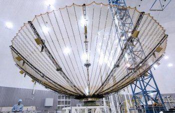 «Роскосмос» одолжит первый спутник космической системы «Луч» телевидению