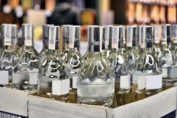 Тагилстроевский магазин попался на «левом» алкоголе
