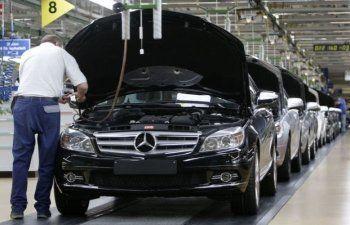 В Свердловской области могут открыть завод Mercedes