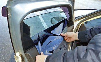 За тонировку автомобилей будут лишать прав