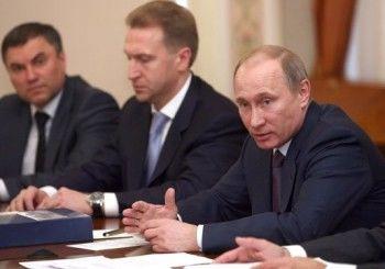 Путин хочет остановить «утечку мозгов»