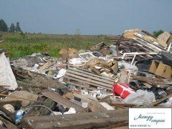 Прокуратура судится с администрацией, а Рудник утопает в мусоре
