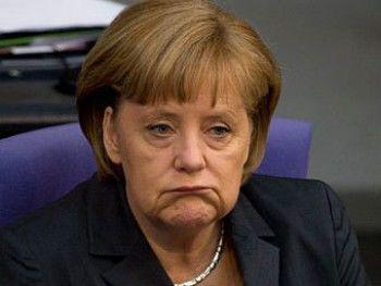 Канцлер Германии Ангела Меркель не приедет в Москву 9 мая