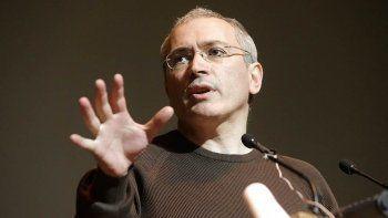 Ходорковский метит в президенты