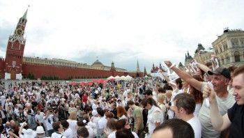Только 13% россиян готовы протестовать