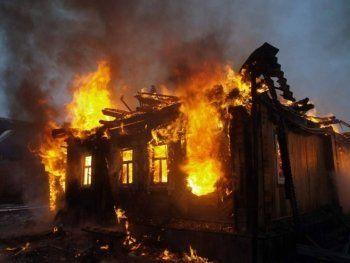 В Нижнем Тагиле в частном доме сгорели два человека