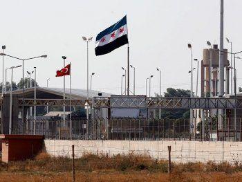 Семь россиян задержаны в Турции при попытке перейти границу с Сирией