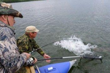 Ловись, рыбка, большая и маленькая (ФОТО)