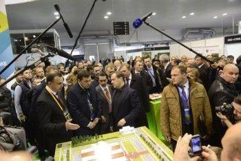 Дмитрий Медведев прибыл в Нижний Тагил