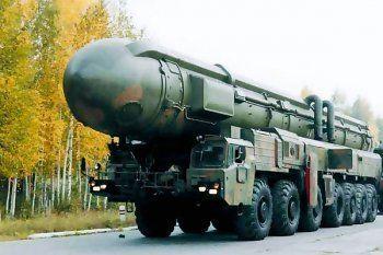 Под Нижним Тагилом начались масштабные учения ракетных войск