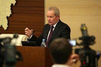 Пермский губернатор Виктор Басаргин объявил об отставке