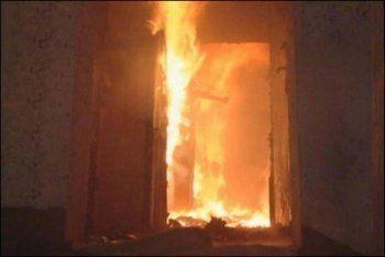 В Нижнем Тагиле в пожаре погибли две женщины