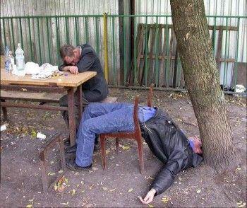 В Свердловской области стали значительно больше пить