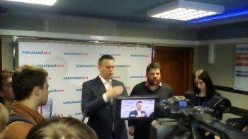 Леонид Волков объяснил, почему Навальный не будет пока открывать штаб в Нижнем Тагиле